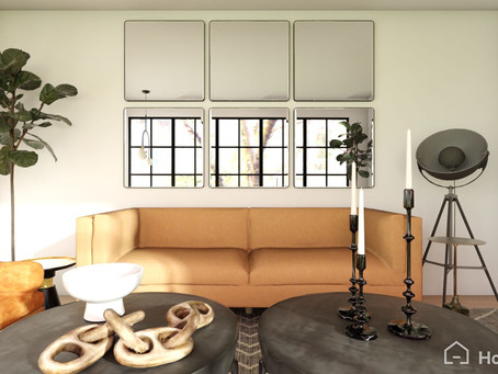 Consejos para decorar tu casa con espejos