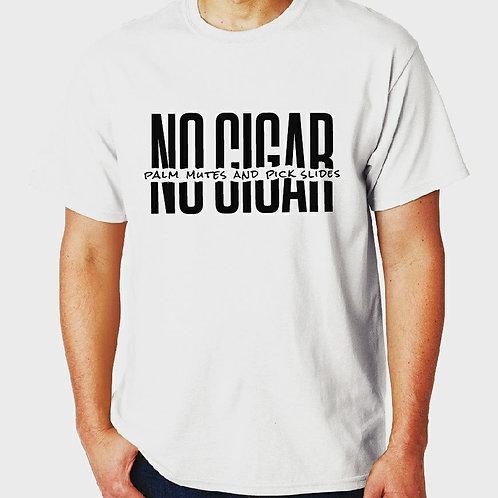 "No Cigar ""Palm Mutes & Pick Slides"" T-shirt"