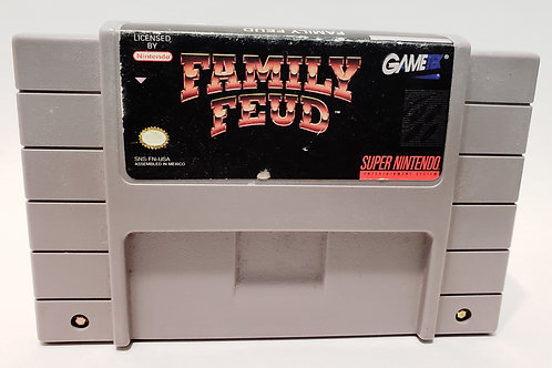 (Used) Family Feud [Super Nintendo/SNES] Cleaned & Tested