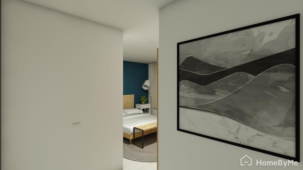 Entrada Dormitorio principal