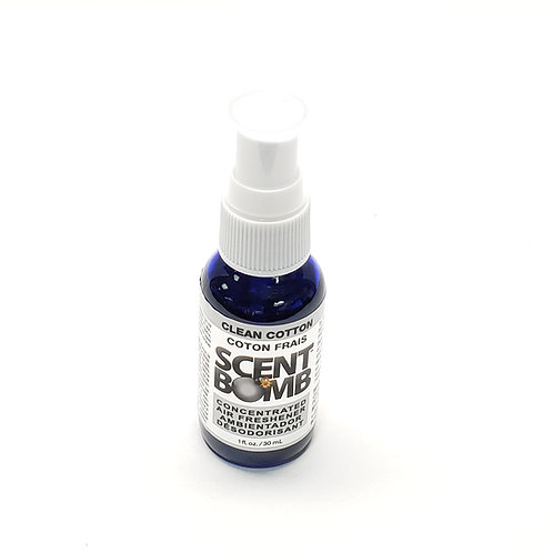 Scent Bomb (Clean Cotton)