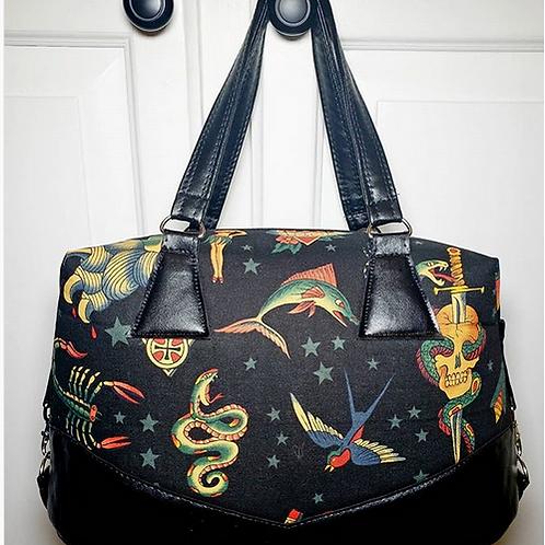 (Traditional Flash) Hand-crafted Handbag