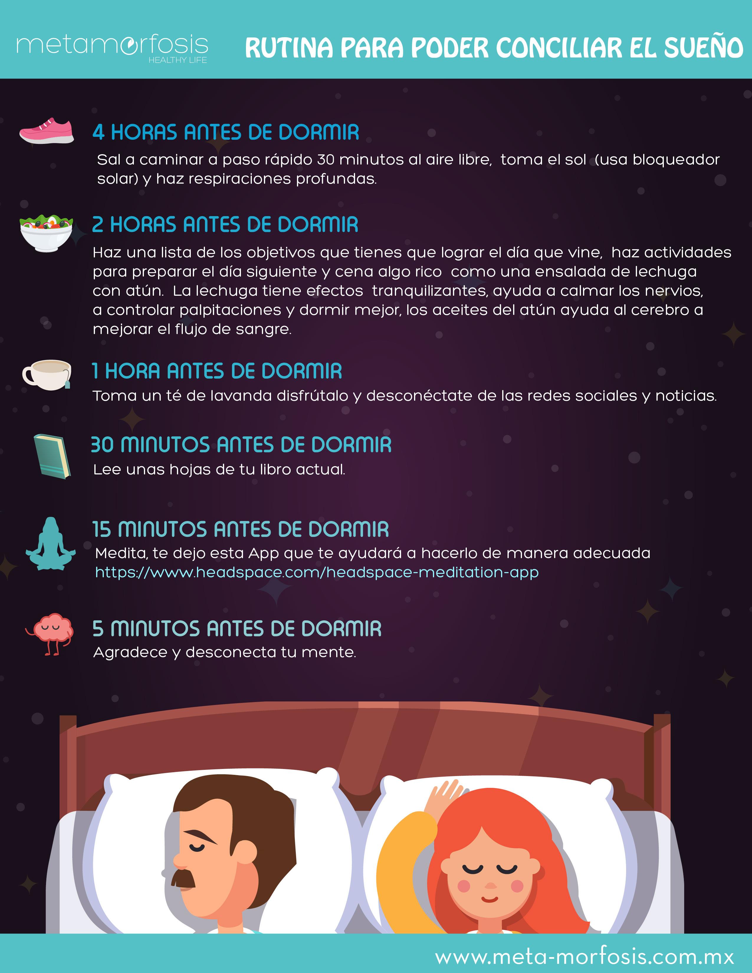 Sueno para dormir rapido