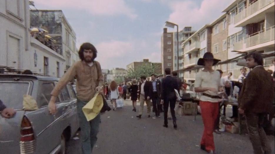 The Last Dealers on Portobello Road