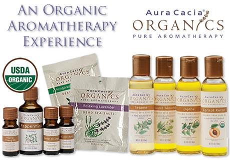 Aura Cacia Organics