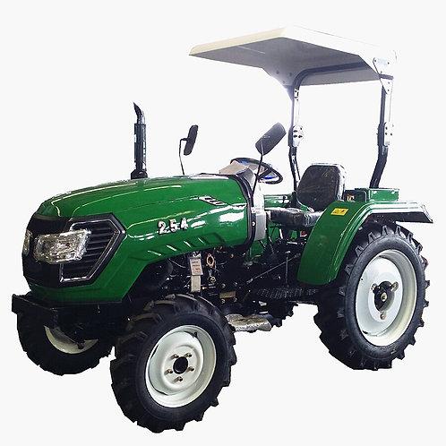 Lillandro 25hp 4wd orchard tractor