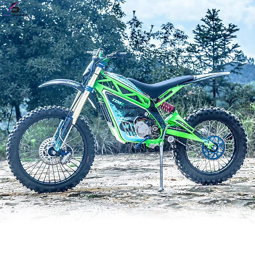 LITHIUM Electric Motorcycle 12KW