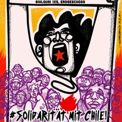 Autonome Schule: Protesta Social en Chile. Diciembre 2019.