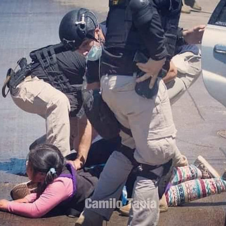 Declaración Pública frente a la Violencia contra el Pueblo Mapuche