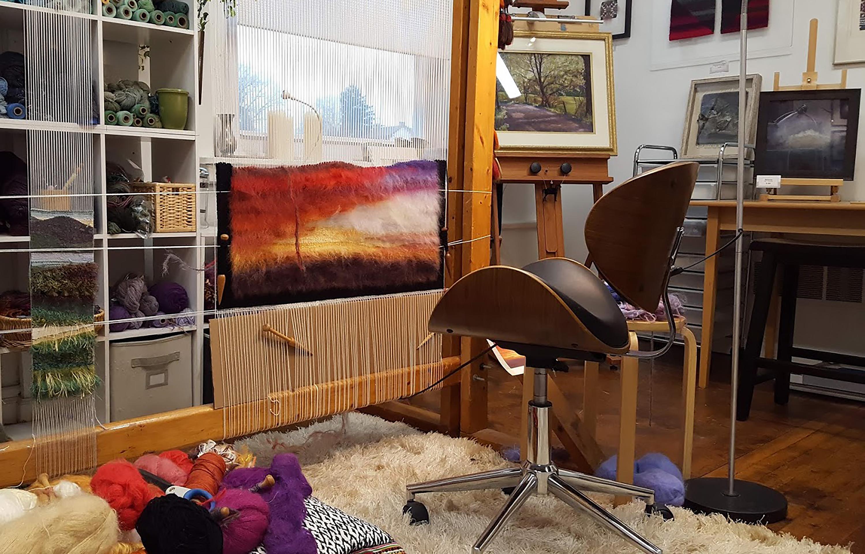 Anne Mitchell Reid Studio