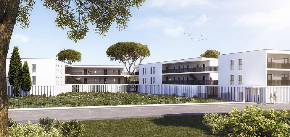 Atelier Gabrielli Architecture Cannes Logements 1