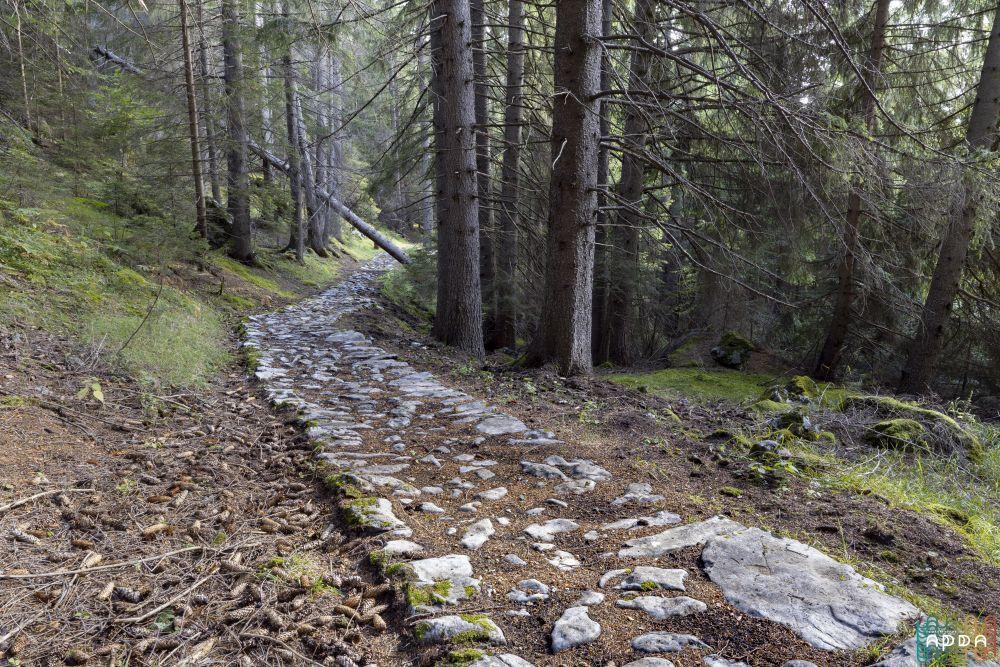Римски път до Попрелката