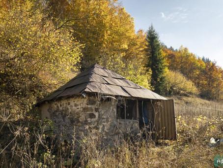Старата воденица в Сивино