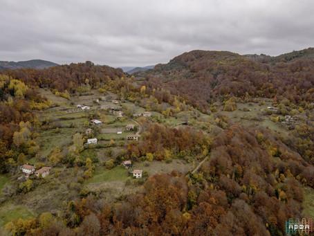 Село Ухловица - есенна приказка