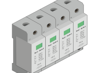 Surge Protection Devices (SPD's)