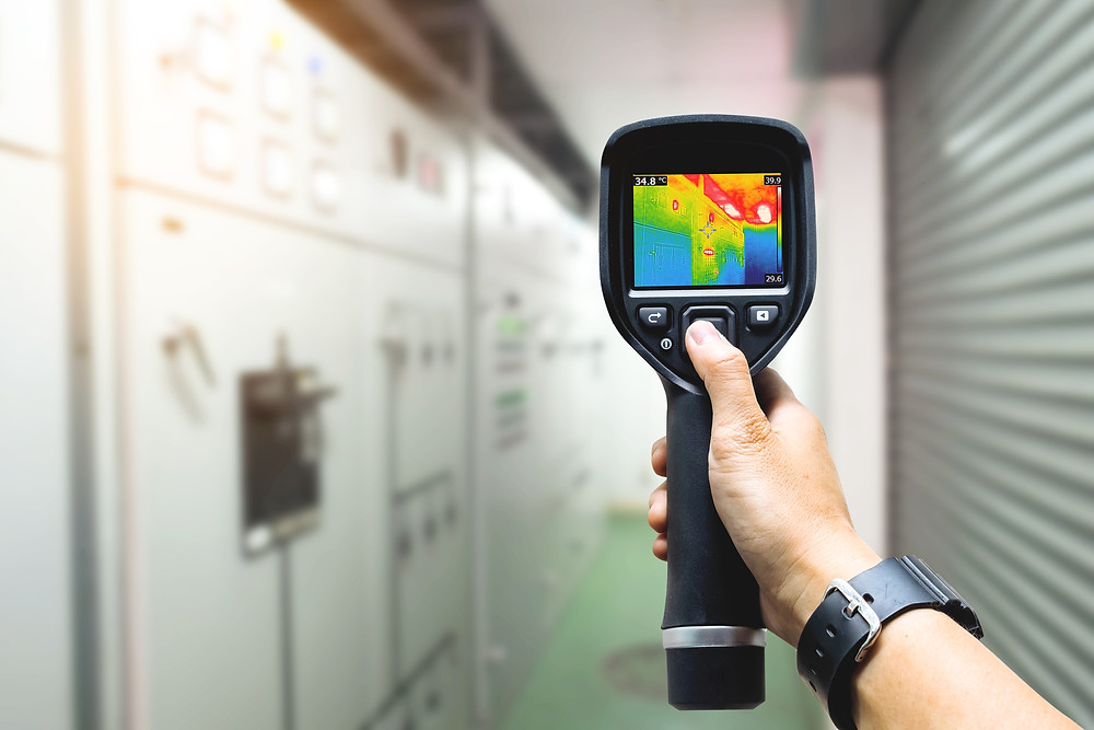 Thermographic Imaging Survey