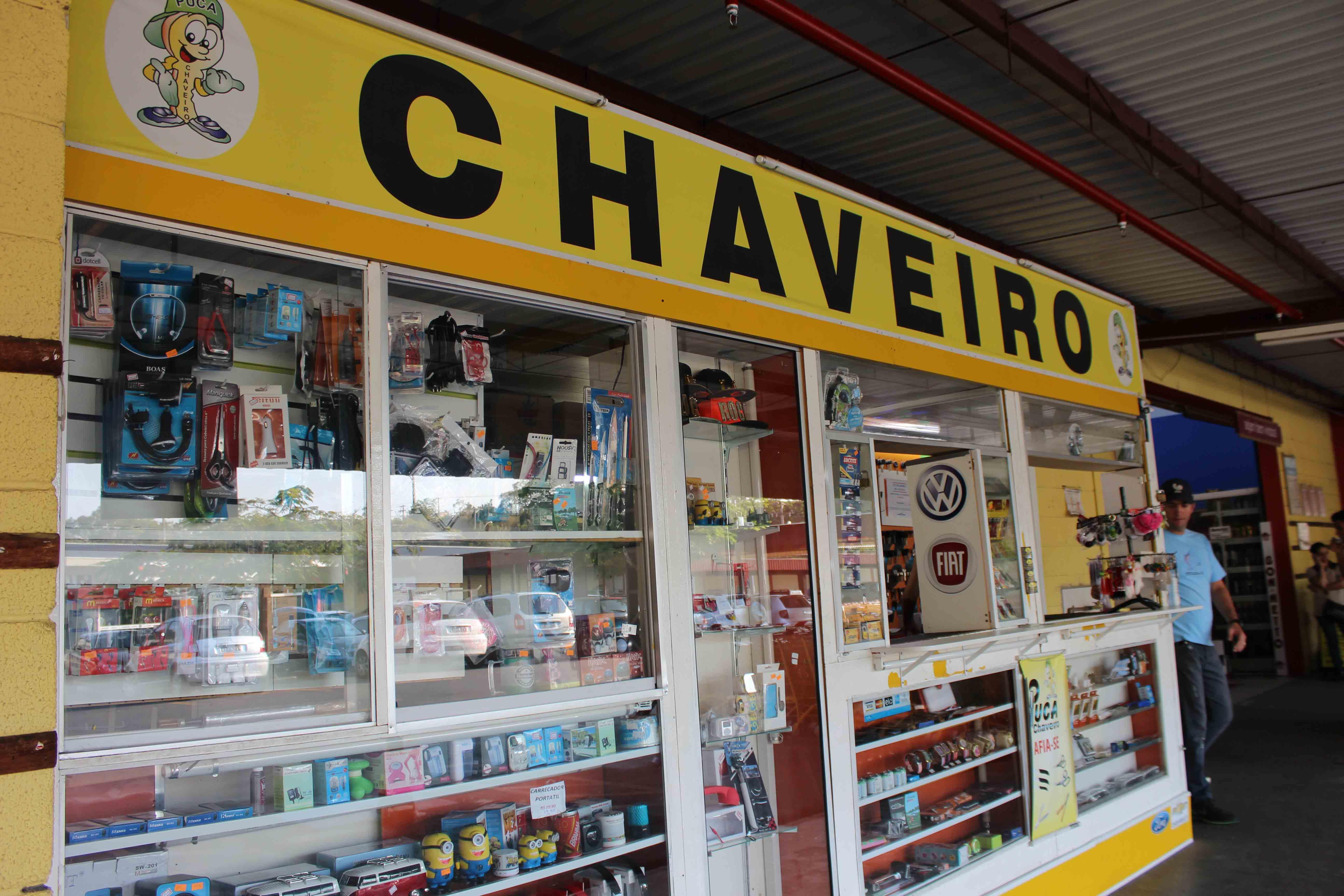 Pucca Chaveiro