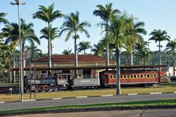 Antiga Estação Maria Fumaça