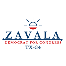Zavala For Congress Logo Whire Alpha.png