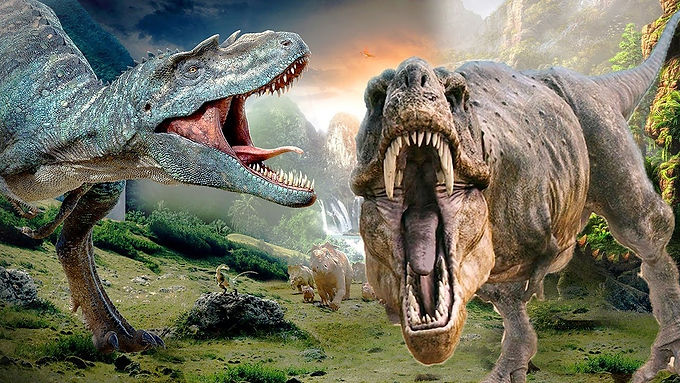 Jurassic Worlds
