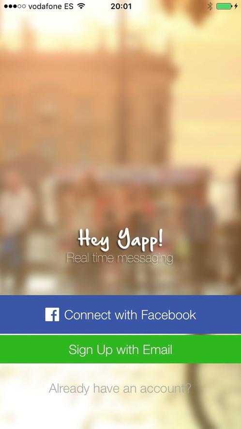 Hey Yaap! - Whatsapp Style | Fepiwet: Compra y venta de aplicaciones ...