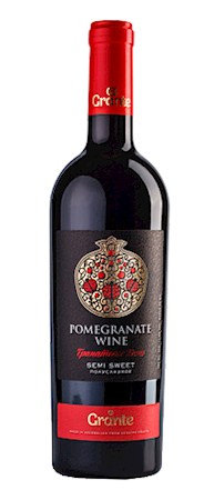 Grante Granatapfelwein Premium,mild 0,75L 11,5% AZ 1/12