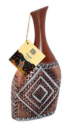 Bebu Wein Teppich Saperavi Keram.rot,tr.0,75L 12,5% 1/6