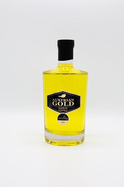 Austrian Gold - Safran Vodka