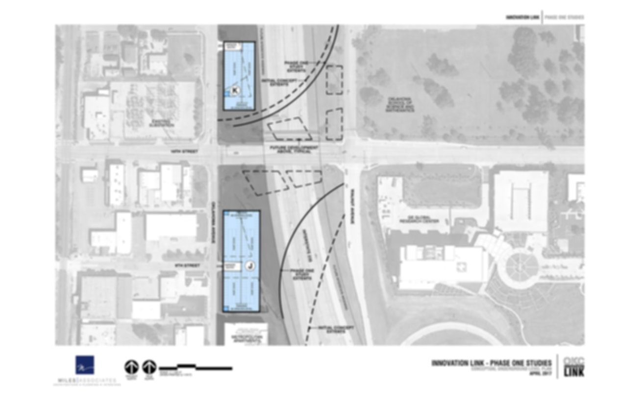 OKC Innovatin Link Parking