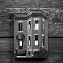 ANAMARKO - shop with hand painted personalised miniature houses