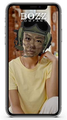 Aeronautics Helmet