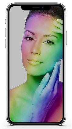 Template Rainbow Animado (veja o vídeo)