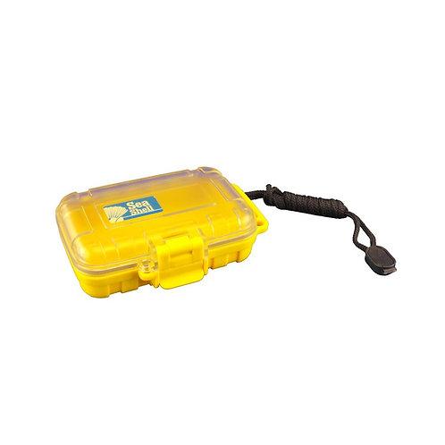 Unbreakable case, Sea Shell 224x130x70mm, waterproof