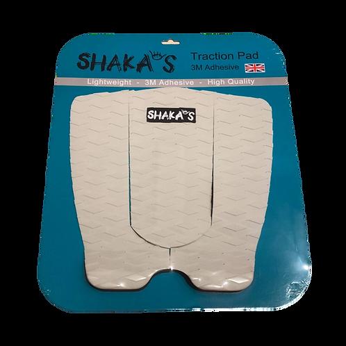Shakas Surf & Skimboard Traction Pad - Grey