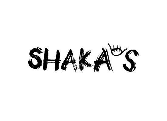 Shakas Sticker Transparent