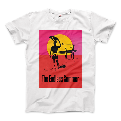 The Endless Summer 1966 Surf Documentary T-Shirt