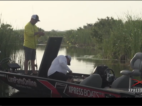 Xpress Boat presents XO:  Wacky Worm Part 1
