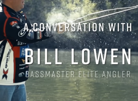 XO: Beyond the Boat featuring Bassmaster Elite Series Angler Bill Lowen