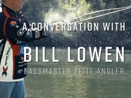 XO: Beyond the Boat featuring Bassmaster Elite Series Angler Bill Lowen