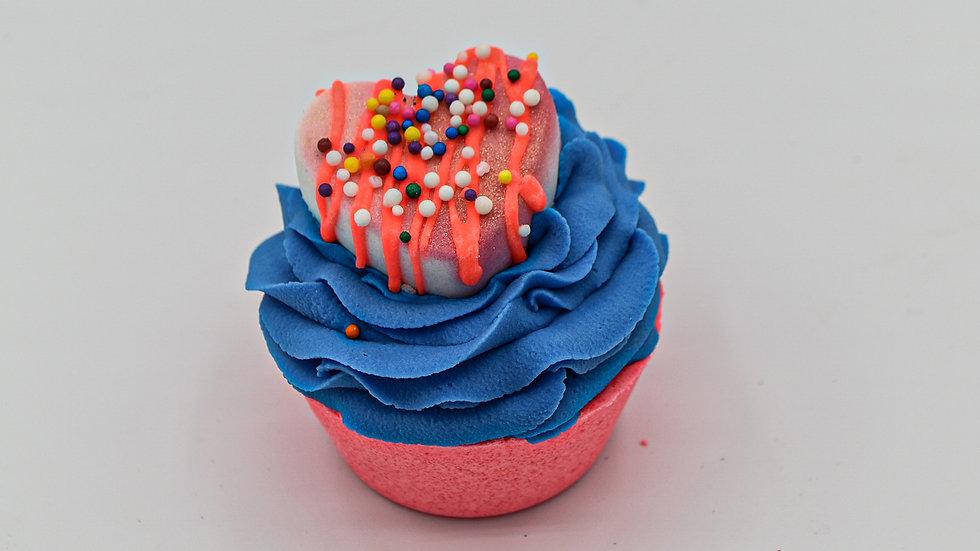 Muffin saint-valentin