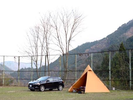 趣味はキャンプです!