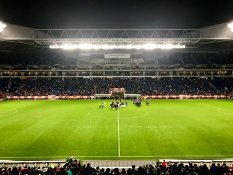 サッカー日本代表、観戦して来ました!