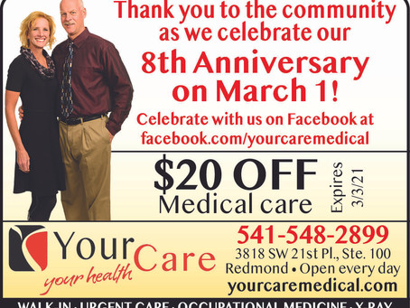When  did Your Care open?