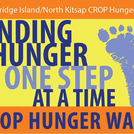 CROP Hunger Walk Helpline House Team!