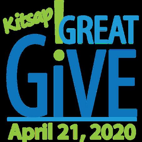 Kitsap Great Give Kick Off!