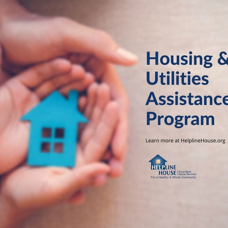 Assistance for Housing & Utility Payments
