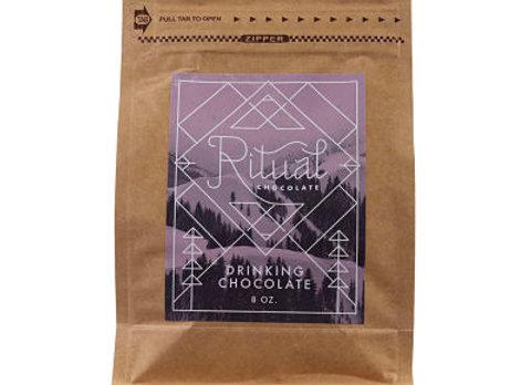 Ritual Chocolate - Drinking Chocolate 70% Cacao