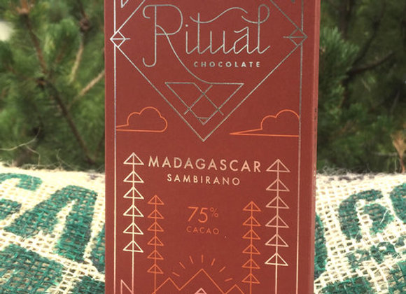 Ritual Chocolate - Madagascar 75%