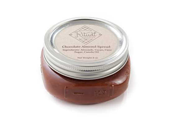Ritual Chocolate - Chocolate Almond Spread