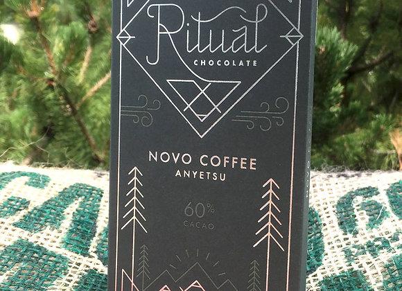 Ritual Chocolate - Novo Coffee 60%